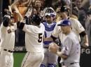 World Series Rangers Giants Baseball