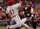 NLCS Phillies Giants Baseball