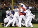 APTOPIX ALCS Yankees Rangers Baseball