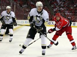 Pittsburgh Penguins v Carolina Hurricanes, Game Three