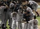 APTOPIX World Series Giants Rangers Baseball
