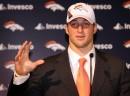 Denver Broncos Introduce Tim Tebow
